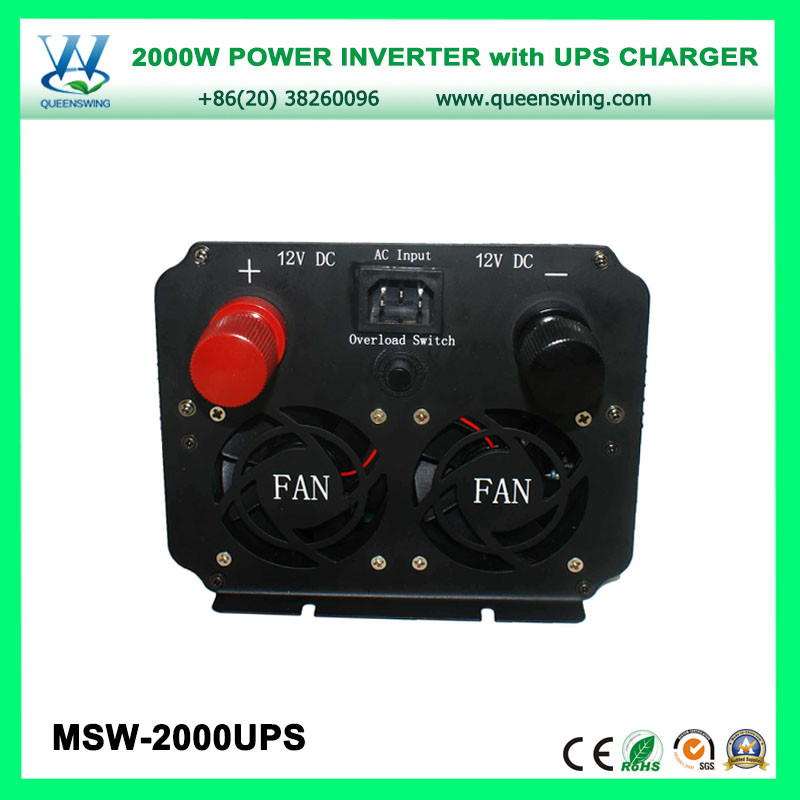 2000W Solar Inverter with UPS Charger and USB port