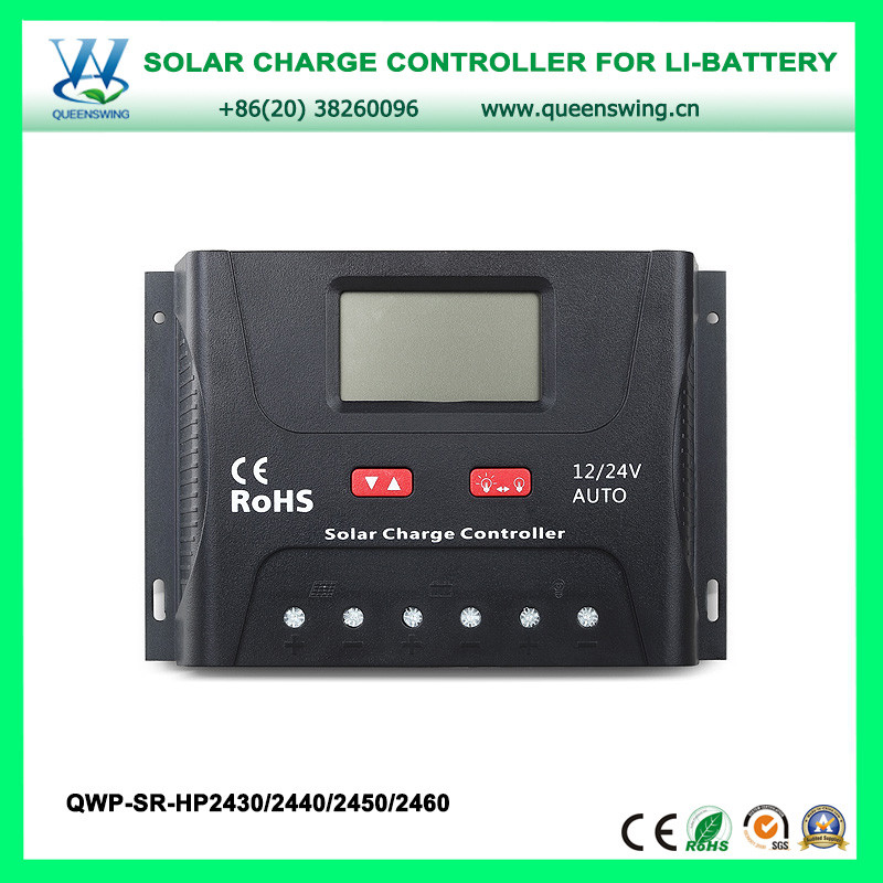 Home Solar System Controller for Lead-acid & Li battery