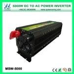 5000W DC/AC Power Inverter with voltage digital display